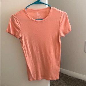 Peach GAP T-Shirt